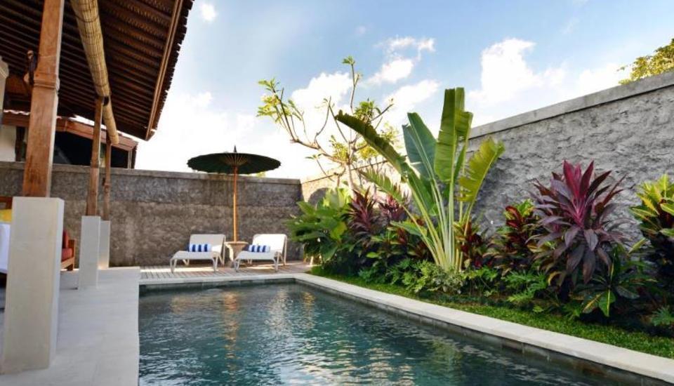 Alam Bidadari Resort Seminyak Bali - Kolam Renang