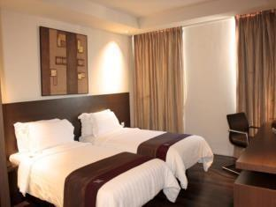 Akmani Hotel Jakarta - Deluxe Twin With Breakfast Regular Plan