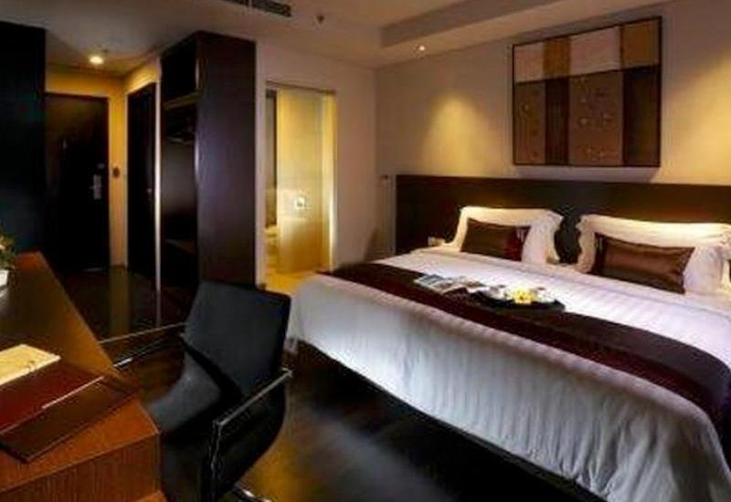 Akmani Hotel Jakarta - Deluxe King With Breakfast Regular Plan