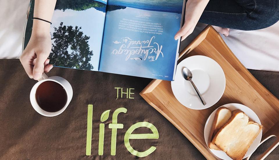 The Life Hotels Surabaya - people experience