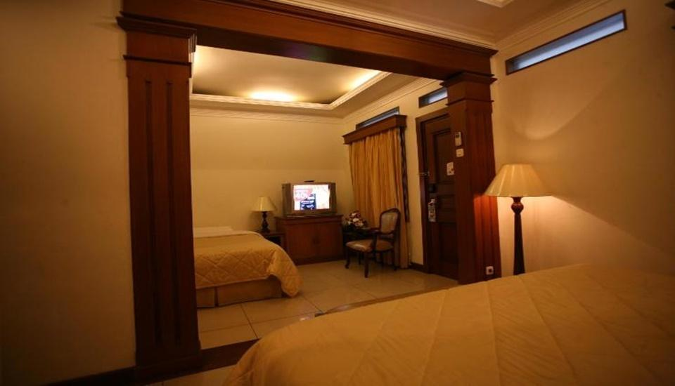 Sahira Butik Hotel Bogor - Deluxe Family Room Regular Plan