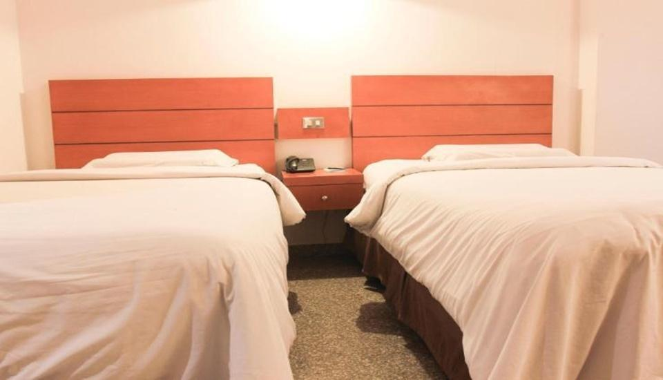 Sahira Butik Hotel Bogor - Deluxe Twin Room Only Regular Plan