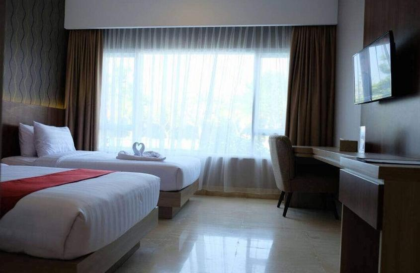 Mexolie Hotel Kebumen - Superior Room Only  Regular Plan