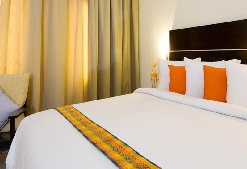 iShine Hotel Pekanbaru - Business Deluxe Regular Plan