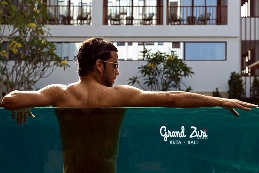 Grand Zuri Kuta Bali - Pool