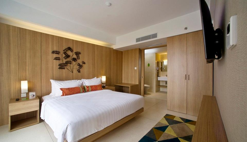 Grand Zuri Kuta Bali - Junior Suite Room Regular Plan