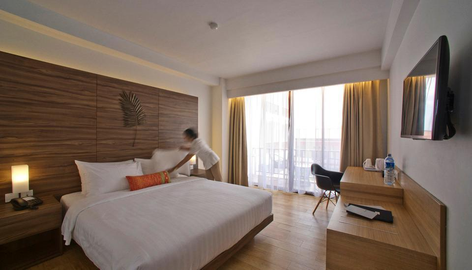 Grand Zuri Kuta Bali - Executive Deluxe Double/Twin Room Basic Deal Discount 11%