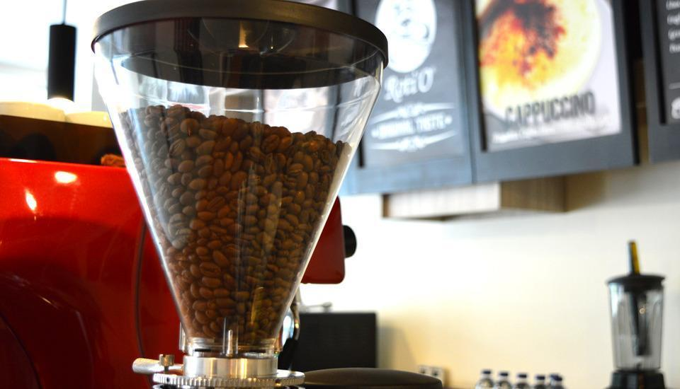 d'primahotel Airport Jakarta I - Coffee Maker Old Java