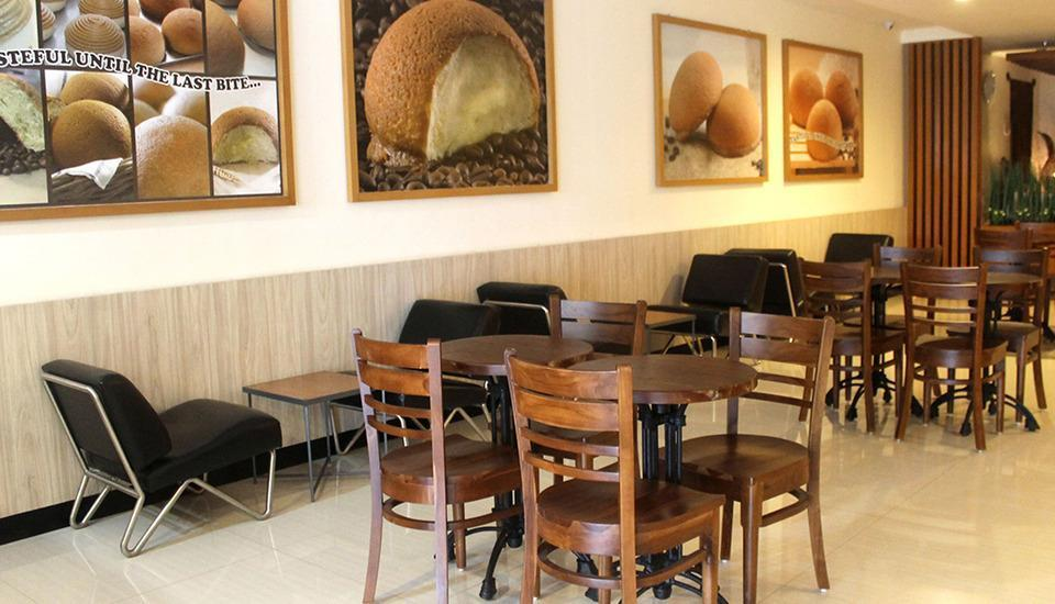 d'primahotel Airport Jakarta I - Old Java Cafe
