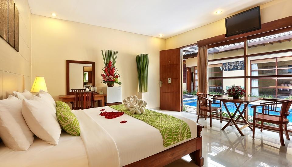 The Vie Villa Bali - Double Room Pool View