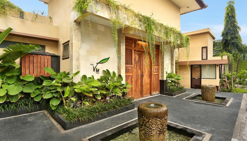 The Vie Villa Bali - Villa Entrance