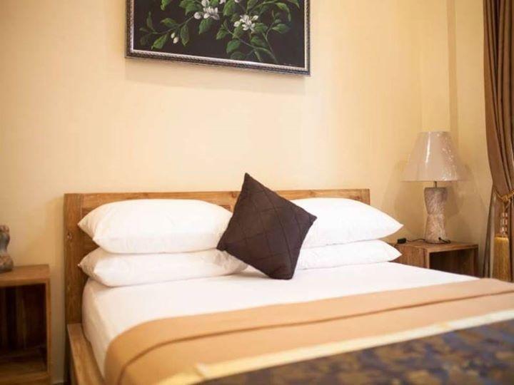 The Puspa Ubud Hotel Bali - Kamar Deluxe