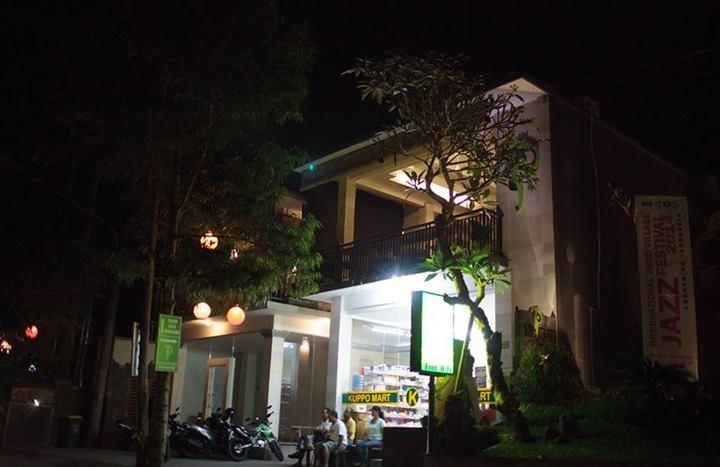 The Puspa Ubud Hotel Bali - Eksterior