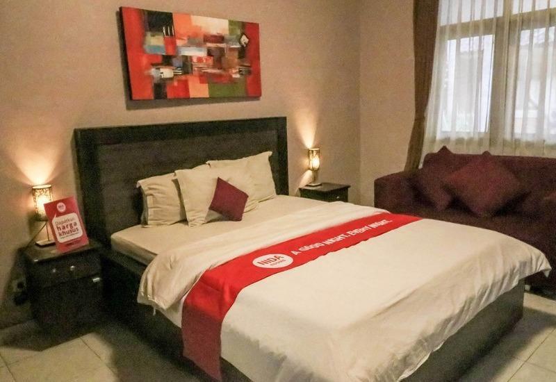 NIDA Rooms Legian Waterboom Ball - Kamar tamu