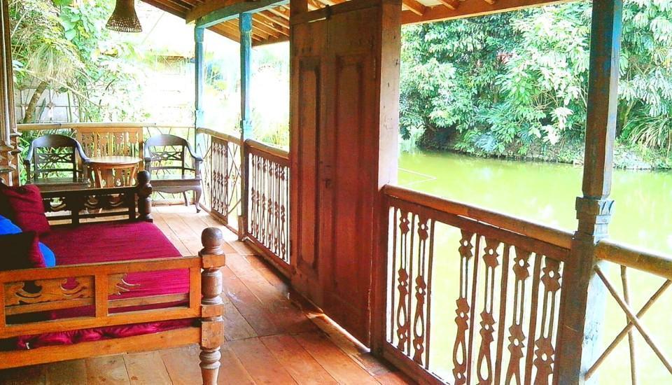 Sapu lidi Resort Hotel Bandung - Executive #WIDIH