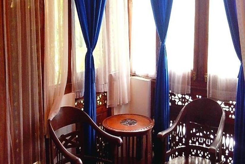 Sapu lidi Resort Hotel Bandung - Interior