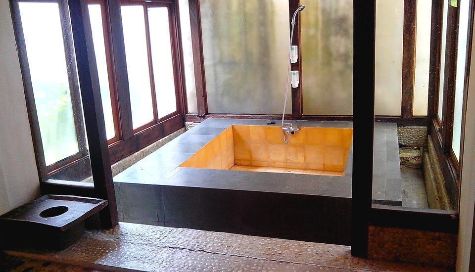 Sapu lidi Resort Hotel Bandung - Suite Room Only #WIDIH