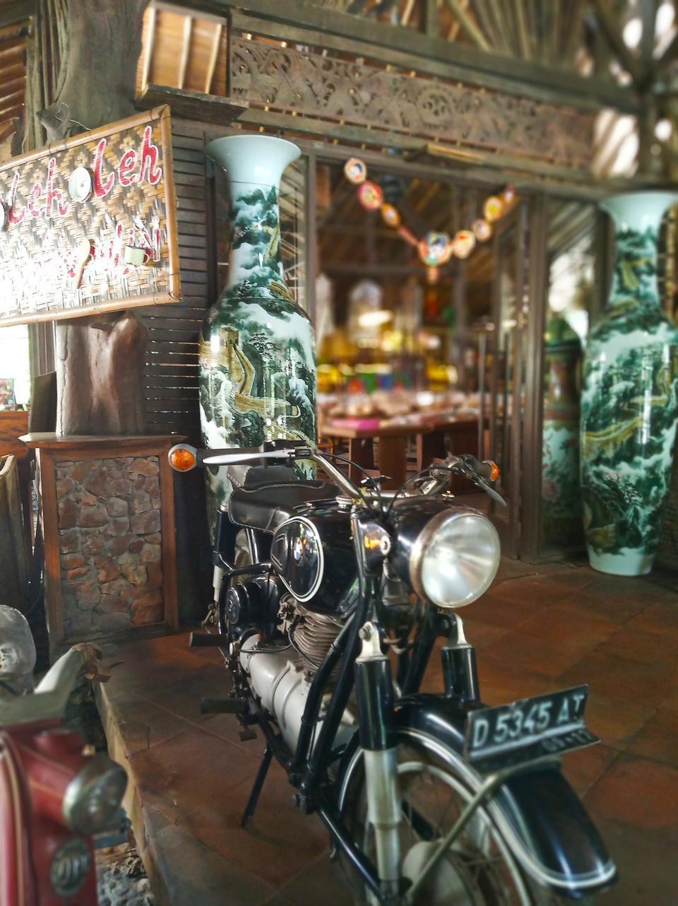Sapu lidi Resort Hotel Bandung - Galeri