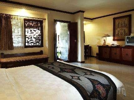 Grand Balisani Suites Bali - Deluxe Garden Viiew room only Save 40% Limited Time