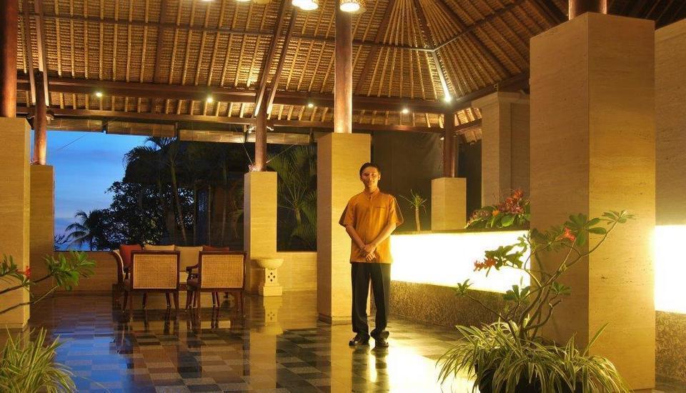 Grand Balisani Suites Bali - Lobby