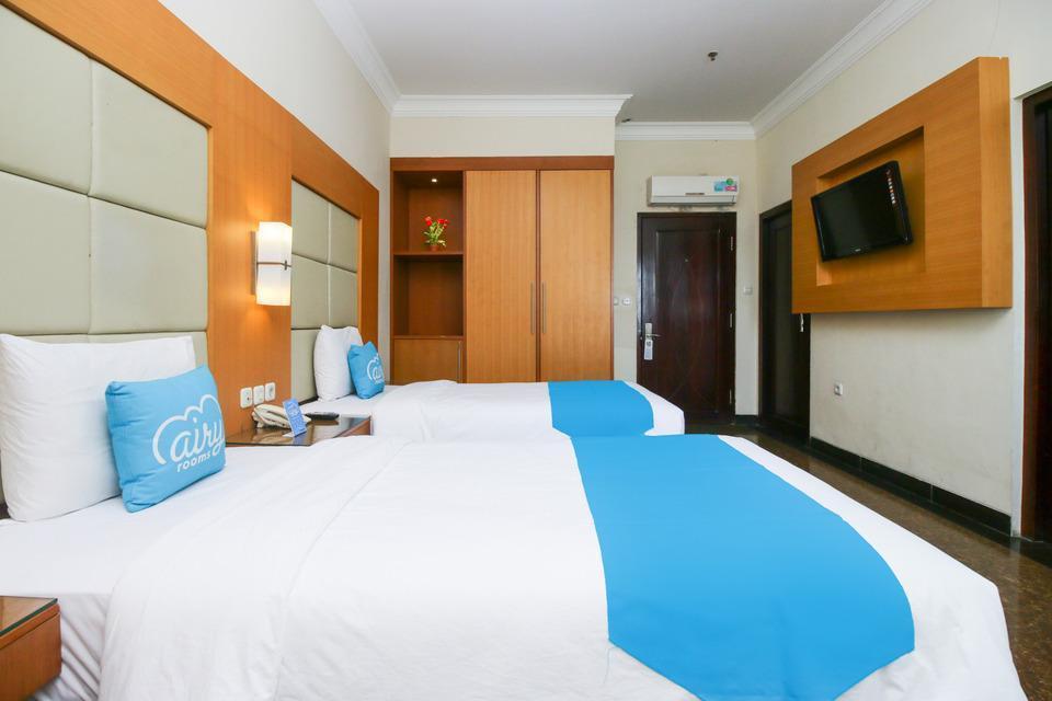Airy Sunter Agung Utara Blok A 5B Jakarta Jakarta - Deluxe Twin Room Only Special Promo Jan 24