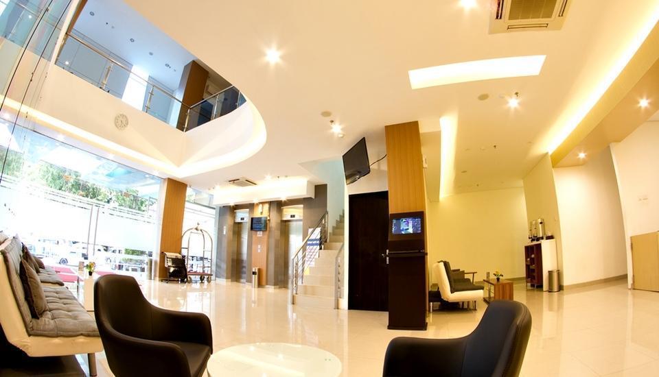 Hotel 88 Grogol - Lobby