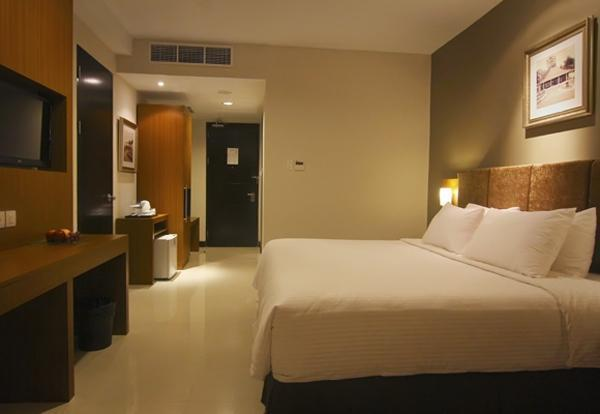 Grage Hotel  Cirebon - Silver Business (14/Apr/2014)