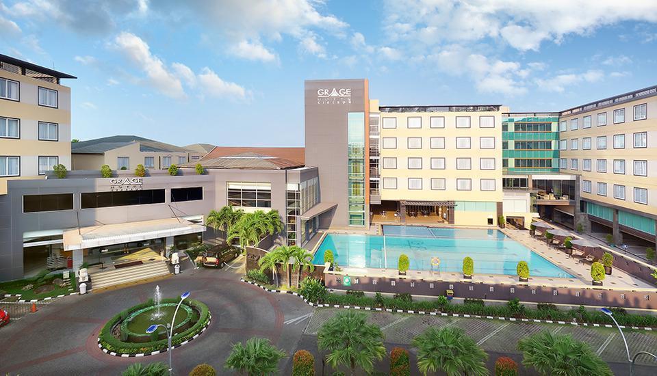 Grage Hotel  Cirebon - Eksterior