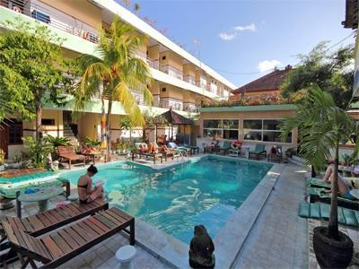 Sayang Maha Mertha Hotel Bali - Kolam renang