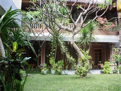 Sayang Maha Mertha Hotel Bali - Taman