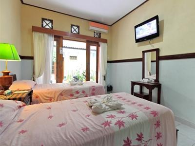 Sayang Maha Mertha Hotel Bali - Deluxe Room_Twin Bed