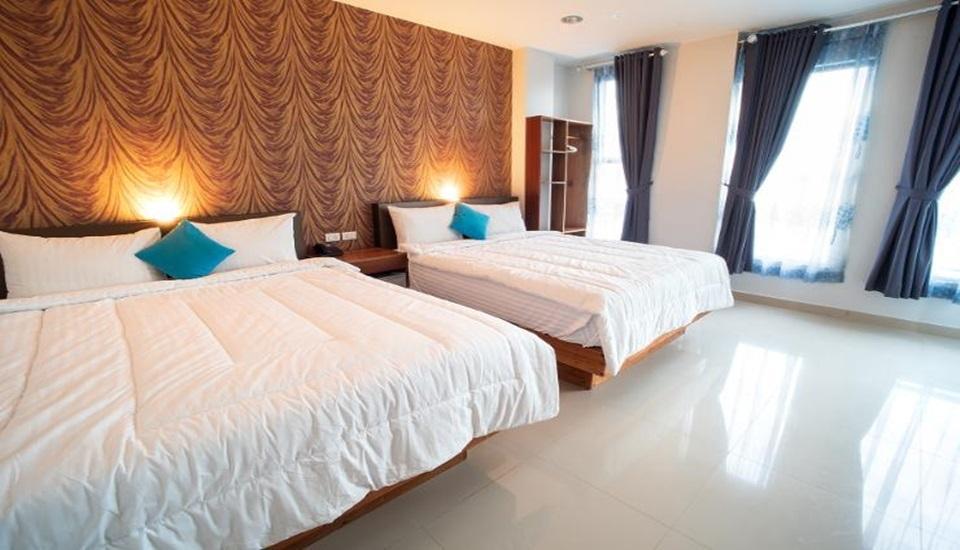 Grand Mandarin Inn Singkawang - Family Room Breakfast Regular Plan