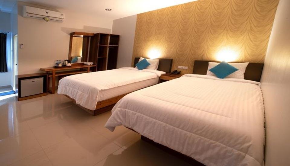 Grand Mandarin Inn Singkawang - Deluxe Room Breakfast Regular Plan