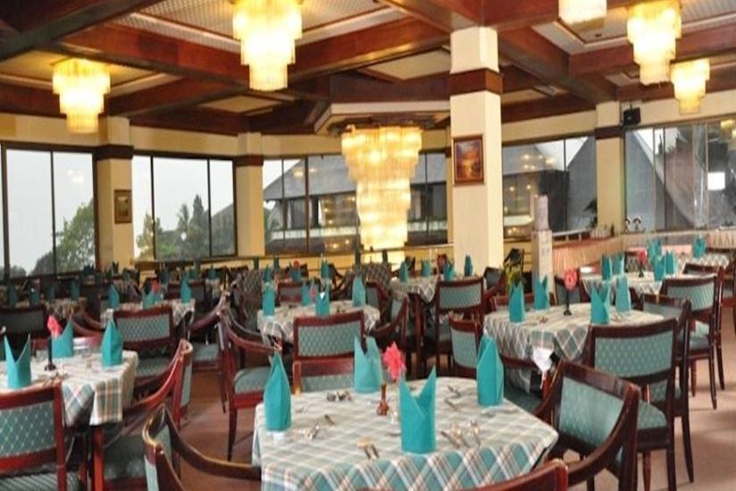 Queen Garden Hotel Purwokerto - Restoran
