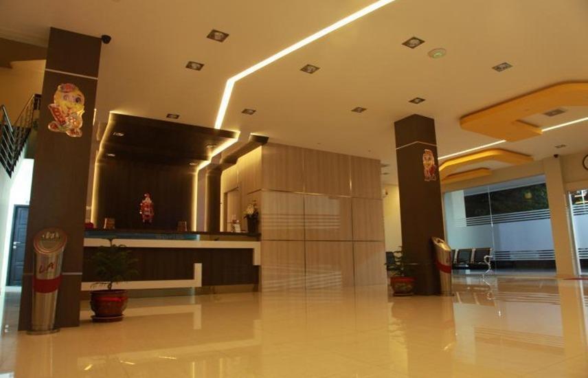 Wahana Inn Hotel Singkawang - Lobi