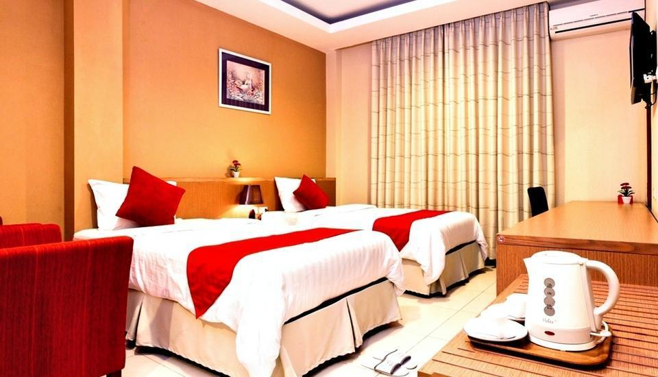 Sweet Karina Hotel Bandung - Executive Room With Breakfast Regular Plan