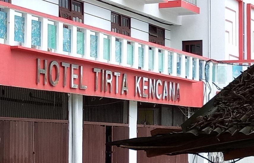 Hotel Tirta Kencana   - Eksterior