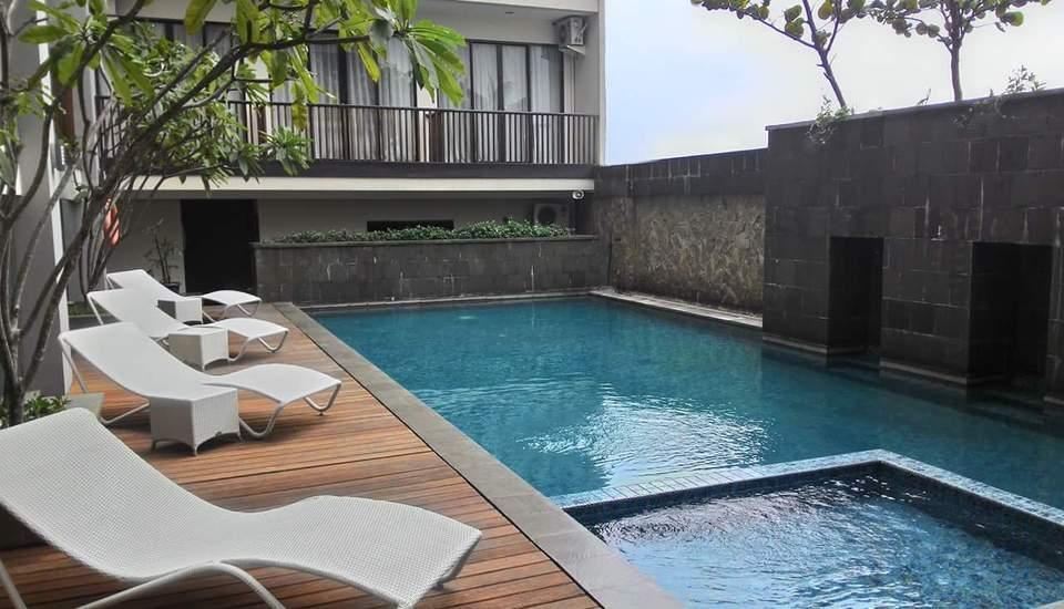 Hotel D'Anaya Bogor - D'Pool