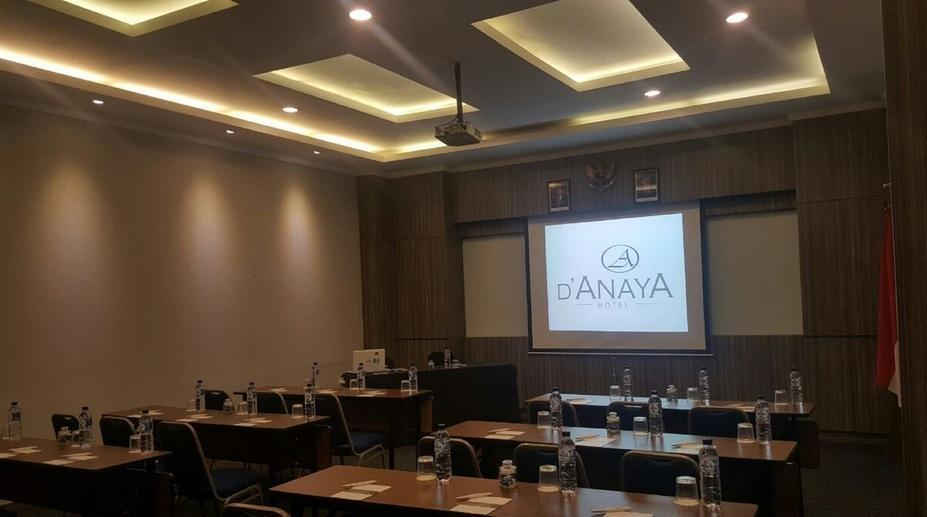 D'Anaya Hotel Bogor - room photo 3930275