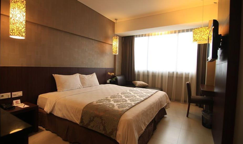 Hotel D'Anaya Bogor - Deluxe Double Bed Room - with Breakfast Regular Plan