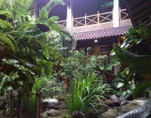 Wisma Arys Yogyakarta - Tampak luar