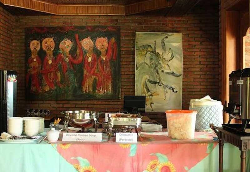 Wisma Arys Yogyakarta - Buffet