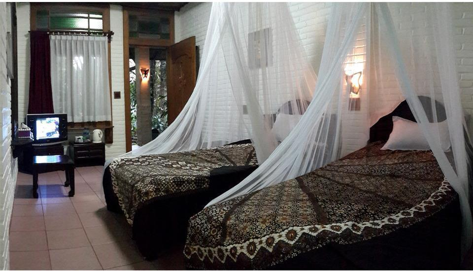 Wisma Arys Yogyakarta - Kamar Tamu