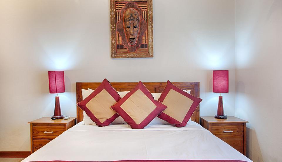 Villa Tukad Alit Bali - Double Bed