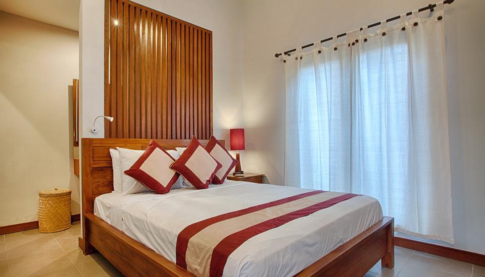 Villa Tukad Alit Bali - 2BR villa bedroom