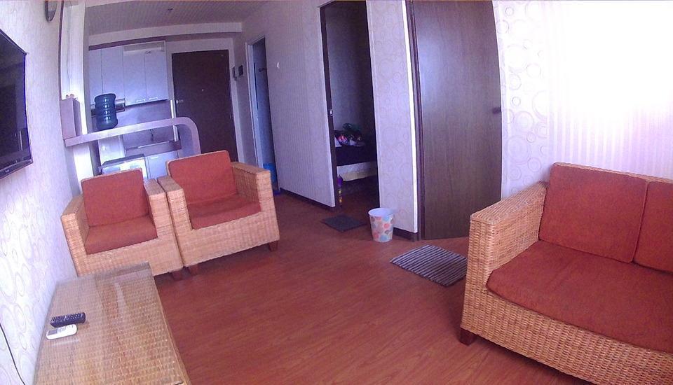 The Suites @ Metro E08-26 By Homtel Bandung - Ruang tamu