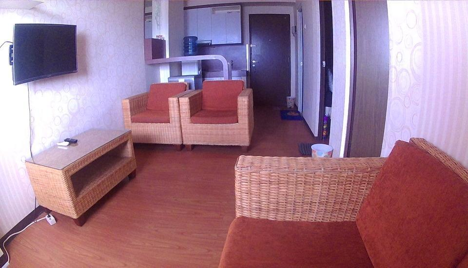 The Suites @ Metro E08-26 By Homtel Bandung - Area televisi