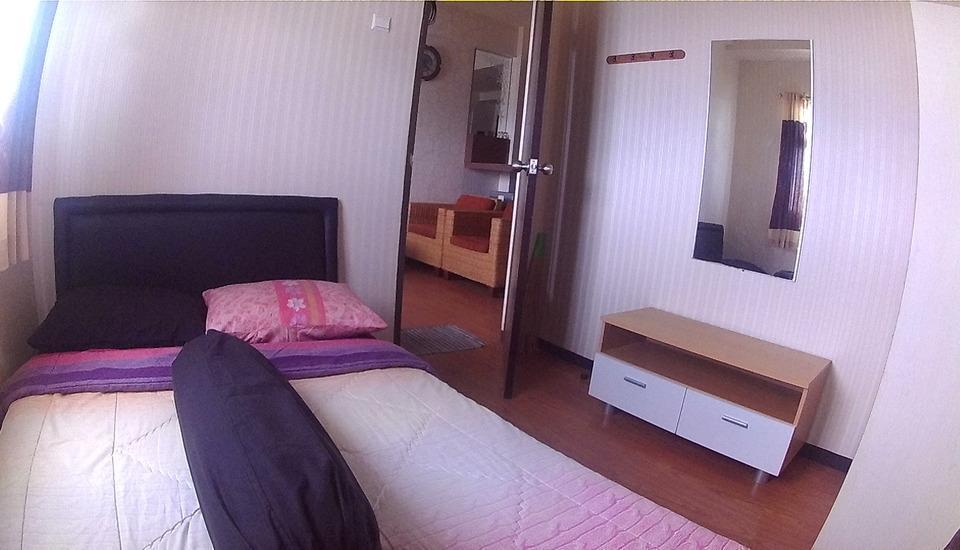 The Suites @ Metro E08-26 By Homtel Bandung - Kamar tidur