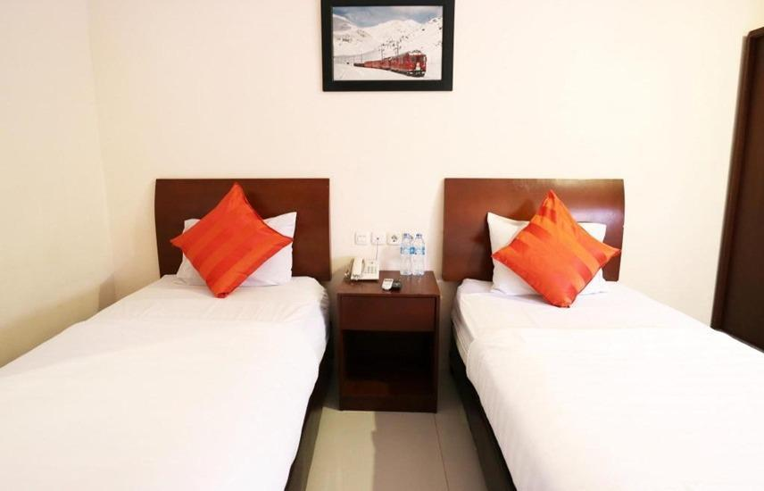 Hyper Inn Bandung - Deluxe Room Regular Plan
