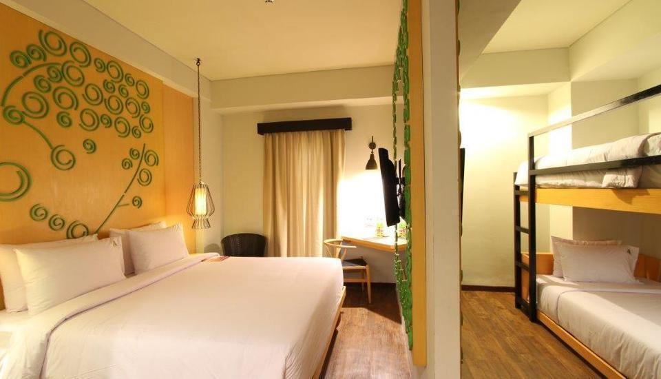 Max one hotel legian booking murah mulai rp247 933 for The one hotel bali
